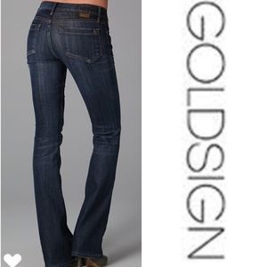 Goldsign by AG Passion Bootcut Jeans Size 27
